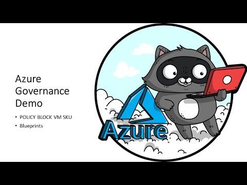 Azure Governance Demo - Part 2