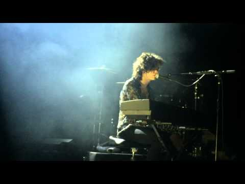 Matty Healy crying during Is there somebody who can watch you - the 1975 Boston 12/4/14