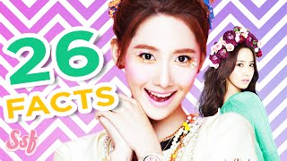 26 All About YOONA Facts - Girls' Generation Video (SNSD) l @Soshified