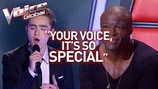 How this singer who stutters won The Voice | Winner's Journey #23