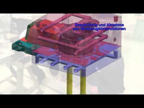 AST Technology:  Unterstützung bei der Optimierung Ihrer Spritzgussproduktion