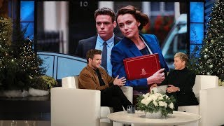Richard Madden's Parents Aren't Happy About His Nude Scenes