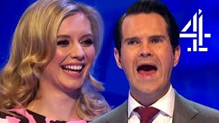 Rachel Riley Is Really Smart, But Does She Have Any Friends? | 8 Out Of 10 Cats Does Countdown