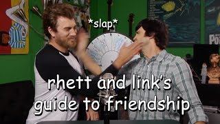 rhett and link being best friends for 35 years straight