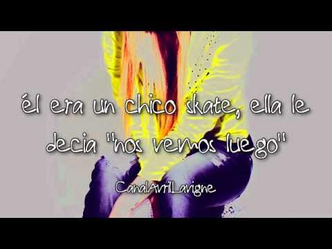 Baixar Avril Lavigne - Sk8er Boi (Traducida Al Español)
