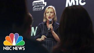 Senator Kirsten Gillibrand: 'I Couldn't Stay Silent' On Franken Allegations | NBC News