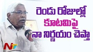 Kodandaram face-to-face on Cong. delaying tactics..