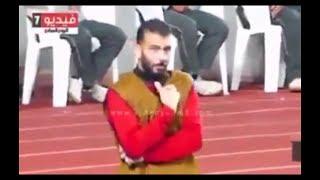 شاهد رد فعل عماد متعب عند طلب حسام البدري بنزوله     -