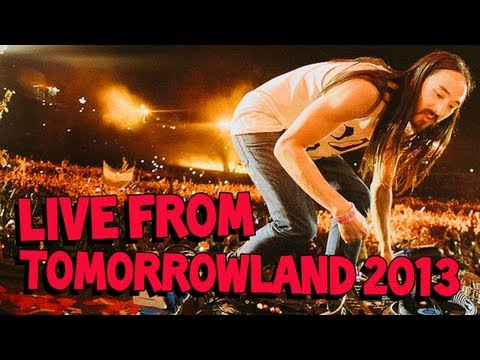 Baixar Steve Aoki LIVE From Tomorrowland 2013 - Main Stage