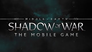 Middle-earth: Shadow of War will have mobile version