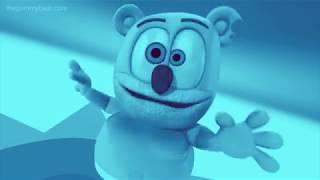 BLUE & CHIPMUNK VOICE Gummibär REQUEST VIDOE German HD Gummy Bear Song
