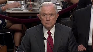 Highlights of Jeff Sessions Super Informative Testimony