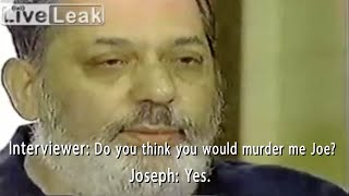 5 Extremely Disturbing & Chilling Interviews...