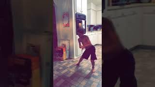 7 year old dancing to Mason Ramsey