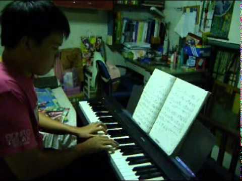 蔡依林-天空-鋼琴彈奏