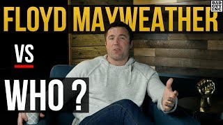 Floyd Mayweather is going to box a UFC fighter in 2020…WHO?