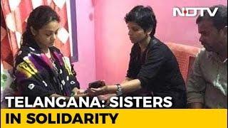 Victims of caste hatred: Kausalya meets Amrutha in Miryala..