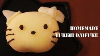 Hello Kitty Mochi Ice Cream