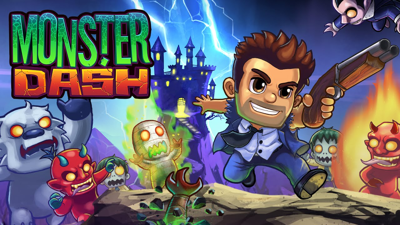Play Monster Dash on pc 2