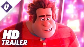 Wreck-It Ralph 2 - Official Trailer #2 (2018)