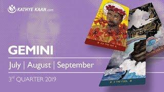Gemini July August September