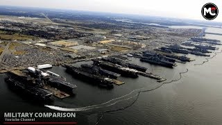 These are the 20 Aircraft Carriers in Service Today