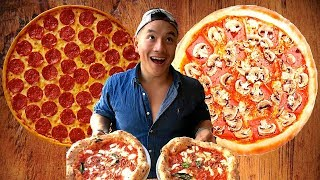 I Only Ate Pizza For A Week