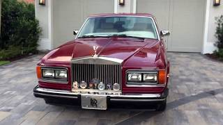 1988 Rolls-Royce Silver Spirit for sale by Auto Europa Naples