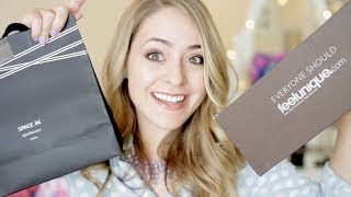 Fleur DeForce – HUGE Beauty Haul! NYX, Feelunique, SpaceNK