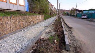 Дороги округа продолжают подготавливать к предстоящему ремонту