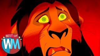 Top 10 Satisfying Villain Deaths in Disney Movies - Best of WatchMojo