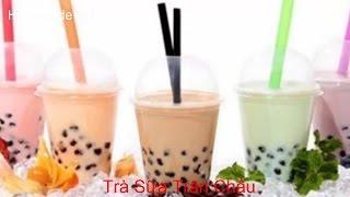 Cách Làm Trà Sữa Trân Châu Đơn Giản Tại Nhà| Milk Tea