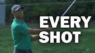 Tiger Woods 2nd Round at the 2020 Northern Trust | Every Shot