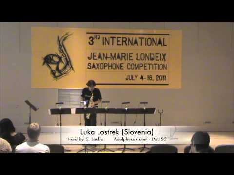 3rd JMLISC: Luka Lostrek (Slovenia) Hard by C. Lauba