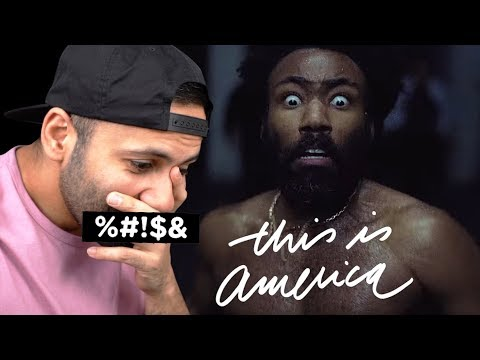 Childish Gambino - This Is America (Official Video) - REACTION!