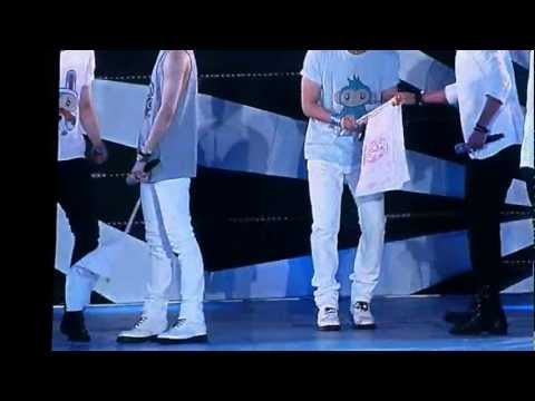 120818 SMTOWN in SEOUL - Kangta 【Hope】& Ending