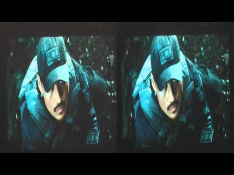 Jurassic World 3d Trailer in 3d CAM