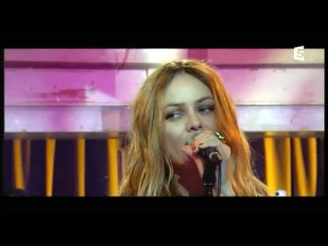 Vanessa Paradis - Love Song (Live France 5 TV) HQ