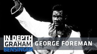 George Foreman: I wanted to kill Muhammad Ali