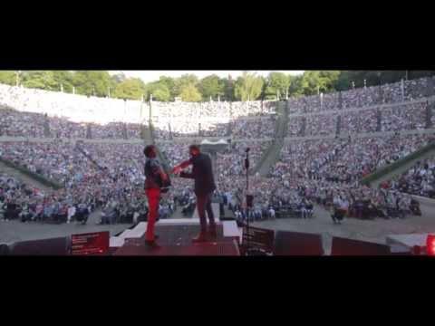 'Por Una Cabeza' with David Garrett - Live in Berlin