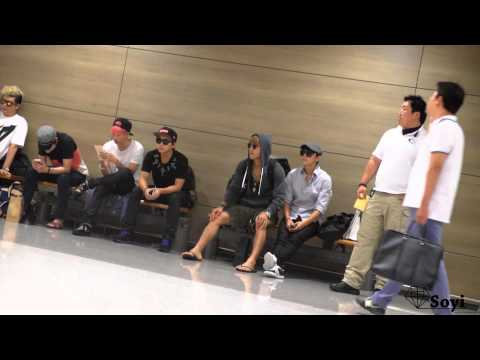 130812 슈퍼주니어(Super Junior) @인천공항Incheon Airport