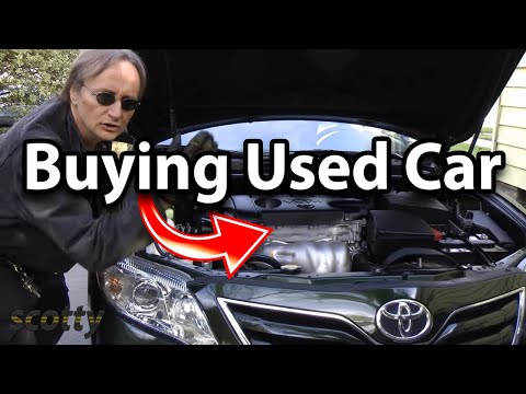 How To Quickly Check A Used Car For Purchase