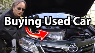 How to Check Used Car Before Buying - DIY Inspection