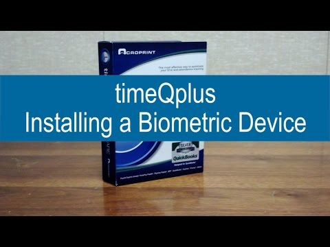 timeQplus Biometric: How to install the terminal