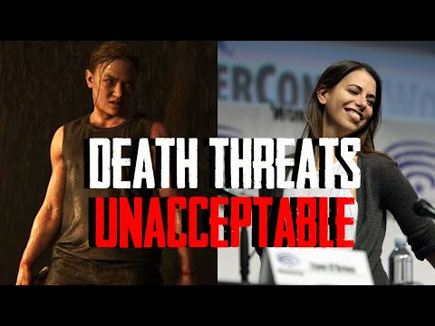Laura Bailey and her Kids receive Death Threats - This is UNACCEPTABLE | The Last of Us 2