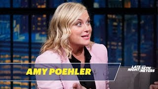 Amy Poehler Is Obsessed with the Trapped Thai Soccer Team Story