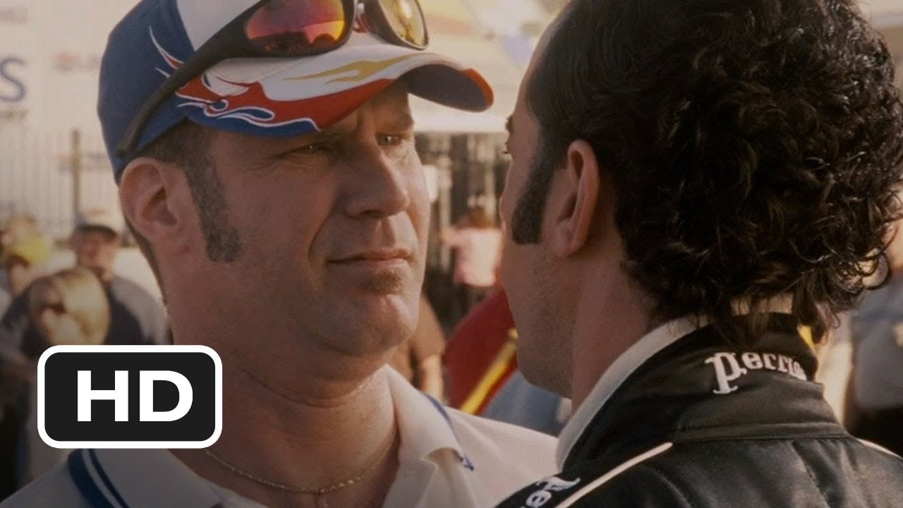 Talladega Nights: The Ballad Of Ricky Bobby (2/8) That