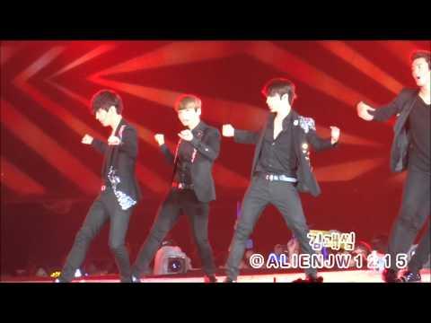 120818 SMTOWN LIVE WORLD TOURⅢ 슈퍼주니어 - Don't Don