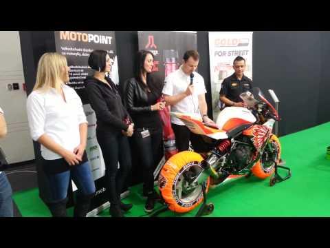 Tisková konference Motopoint Indy Racing Team Praha 5.3.2015