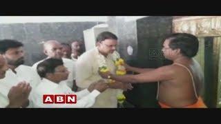 Lakshminarayana meets Prakasam farmers..
